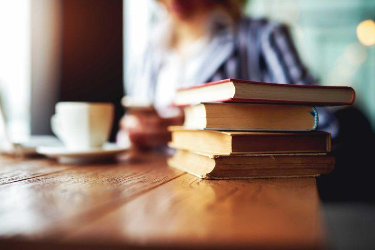 "I libri ""scritti"" nei Caffè letterari all'aroma di caffè"