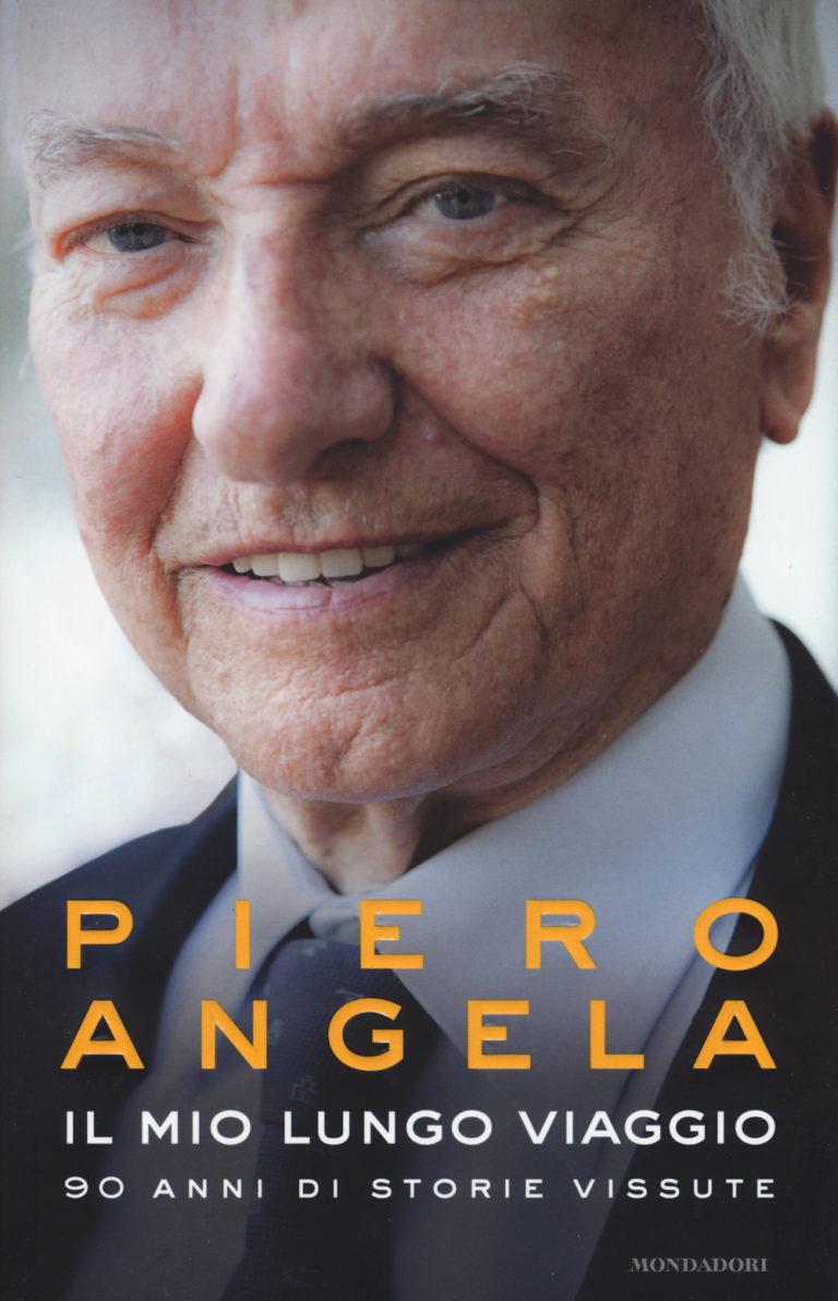 Tutti i viaggi di Piero Angela in un libro/racconto